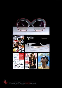 Collection de lunettes vintages/Pierre Marly Opticien/presse
